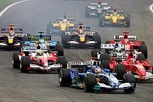 Formel 1 - Die Lehren des 4. WM-Laufs