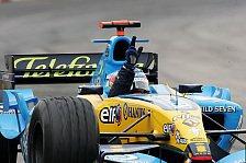Formel 1 - San Marino GP: Alonso trotzt Schumachers furioser Aufholjagd