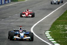 Formel 1 - Sauber feiert Villeneuves erste WM-Punkte