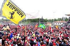 Formel 1 - Bilderserie: San Marino GP - San Marino GP: Der Sonntag