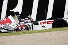 Formel 1 - B·A·R: Imola als Sprungbrett für weitere Großtaten
