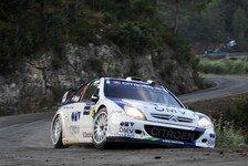 WRC - OMV Kronos vor Frankreich