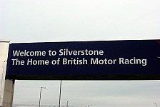 Formel 1 - Silverstone GP ausverkauft