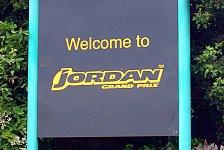 Formel 1 - Jordan angeblich kurz vor der Übernahme durch MidlandF1