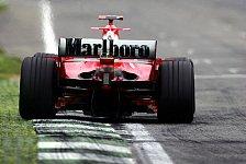 Formel 1 - Schumacher & Barrichello setzen sich für Straßensicherheit ein