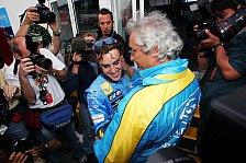 Formel 1 - Alonso: Zwei Teams betrügen