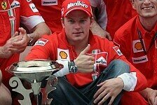 Formel 1 - Bilder: China GP - Podium