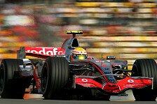 Formel 1 - China GP