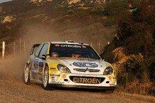 WRC - Rallye Frankreich, Tag 1