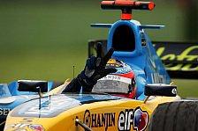 Formel 1 - Renault erwartet ein enges Wochenende