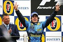 Formel 1 - Der Druck perlt von Fernando Alonso ab