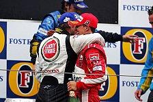 Formel 1 - Schumacher hätte gerne gegen Button gekämpft