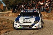 WRC - Pech für OMV