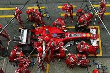 Formel 1 - Update für den F2005