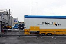 Formel 1 - Keine Raketenstarts mehr für Renault?