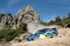 WRC - Auftakt zum Schotter-Quartett rund ums Mittelmeer
