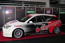 Mehr Motorsport - RS-Line IPZ Racing zurück in der Tourenwagen-Meisterschaft