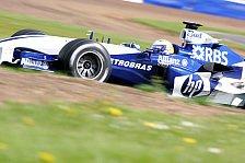 Formel 1 - Testing Time, Tag 2: Action auf drei Kursen