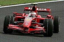 Formel 1 - Kimi Räikkönens Karriere in der Formel 1