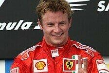 Formel 1 - WM-Countdown: Rückblick auf das Saisonfinale 2007