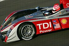 USCC - Audi crasht und verliert Chancen