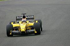 Formel 1 - Bilder: Silverstone-Testfahrten ab dem 26.04.2005