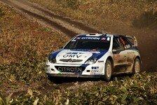 WRC - Stohls erster Tag