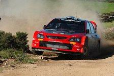 WRC - Mitsubishi: Überleben und auf das Podest