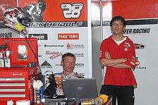 Moto2 - Heidolfs letztes Kiefer-Rennen