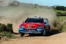 WRC - 'Ich schrie Rechtskurve 80… 80, 80!´
