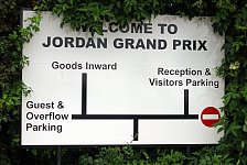 Formel 1 - Jordan erwirbt Windkanal