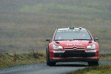 WRC - Rallye Irland, Tag 2