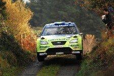 WRC - Ford feiert