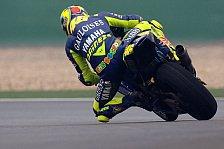 MotoGP - Rossi: Shanghai ist nur eine Formel 1 Strecke