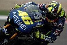 MotoGP - China GP: Rossi siegt vor Olivier Jacque