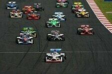 A1GP - Mehrere Teams im Fokus