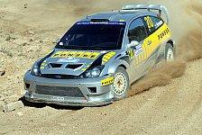 WRC - Sensation durch Mikko Hirvonen