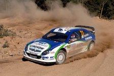 WRC - OMV Team auf den Plätzen neun und zehn