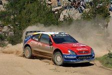 WRC - Citroen: Dritter Sieg in diesem Jahr