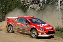 WRC - Peugeot: Mission erreicht