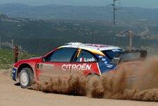 WRC - Citroen: Loeb nicht zu bezwingen