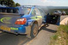 WRC - Subaru und Solberg: Sieg weiterhin möglich