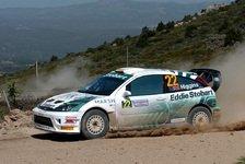 WRC - Ford: Probleme für Gardemeister - Higgins bester Mann