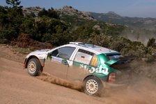 WRC - Positiver Start für Skoda