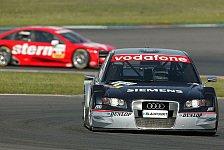 DTM - Enttäuschende Ausgangsposition für Audi