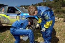WRC - Pirelli: Harte Reifen für die Wende