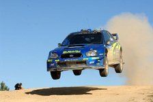WRC - Subaru: Solberg holt Platz zwei