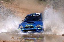 WRC - Subaru: Solberg festigt Platz zwei
