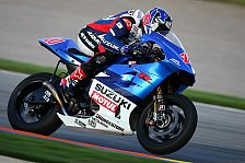 MotoGP - Suzuki auf dem Weg nach Sepang