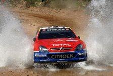 WRC - Citroen: Loeb hat alles im Griff